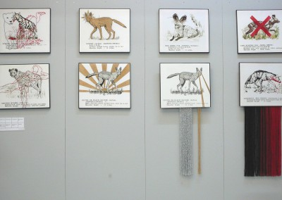 Hyena's, Jakhalzen, Vos en Hond